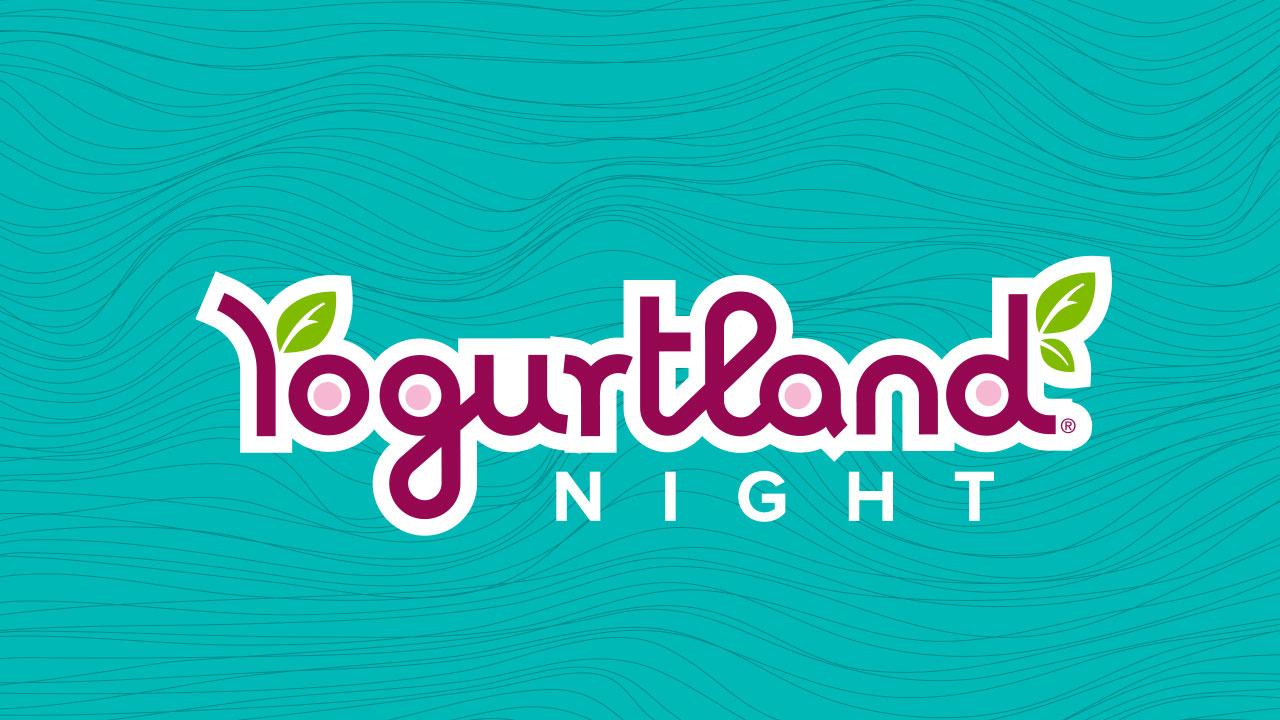 Yogurtland Night